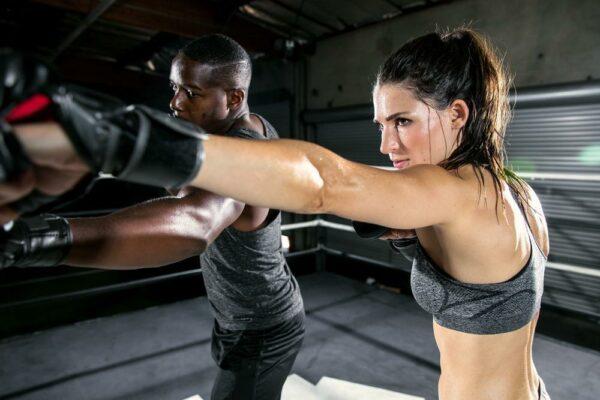Les mills - HBX Boxing
