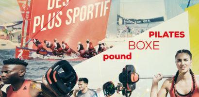 Top Form Studio - Un tour des yoles des plus sportif